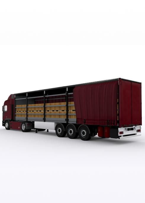Transport in regim de grupaj